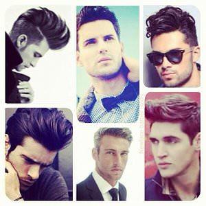 کوتاهی مو مطابق با آخرین مد روز آقایان