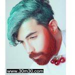 مدل موی داماد بلوند